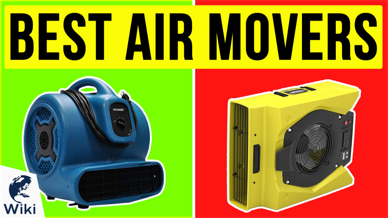 10 Best Air Movers