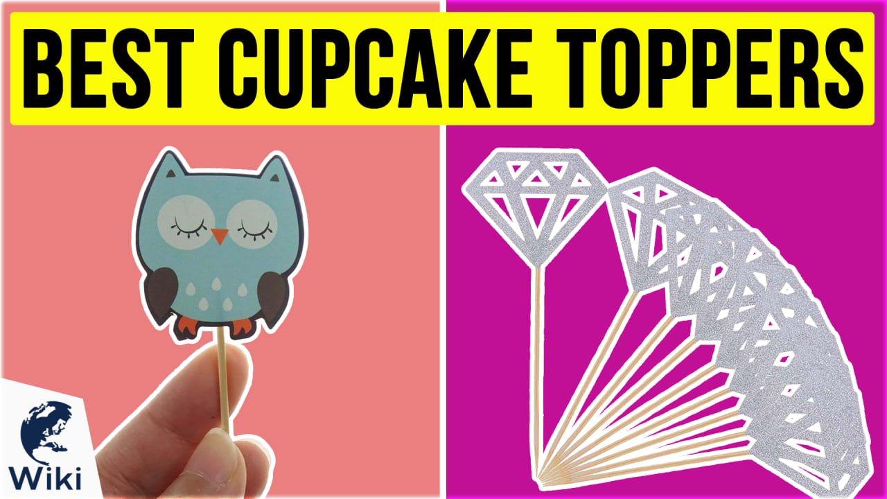 10 Best Cupcake Toppers