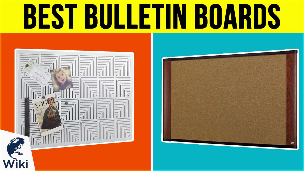10 Best Bulletin Boards