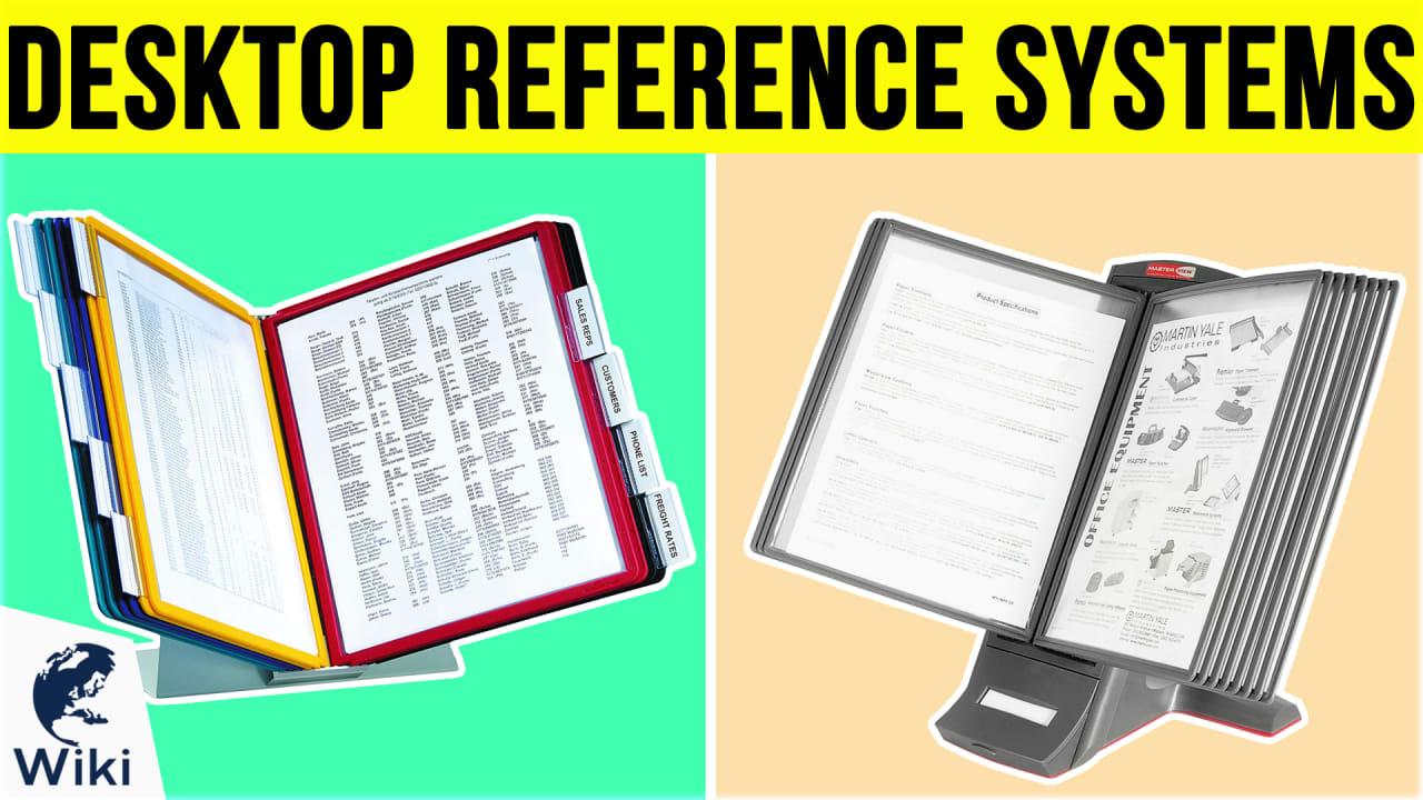8 Best Desktop Reference Systems