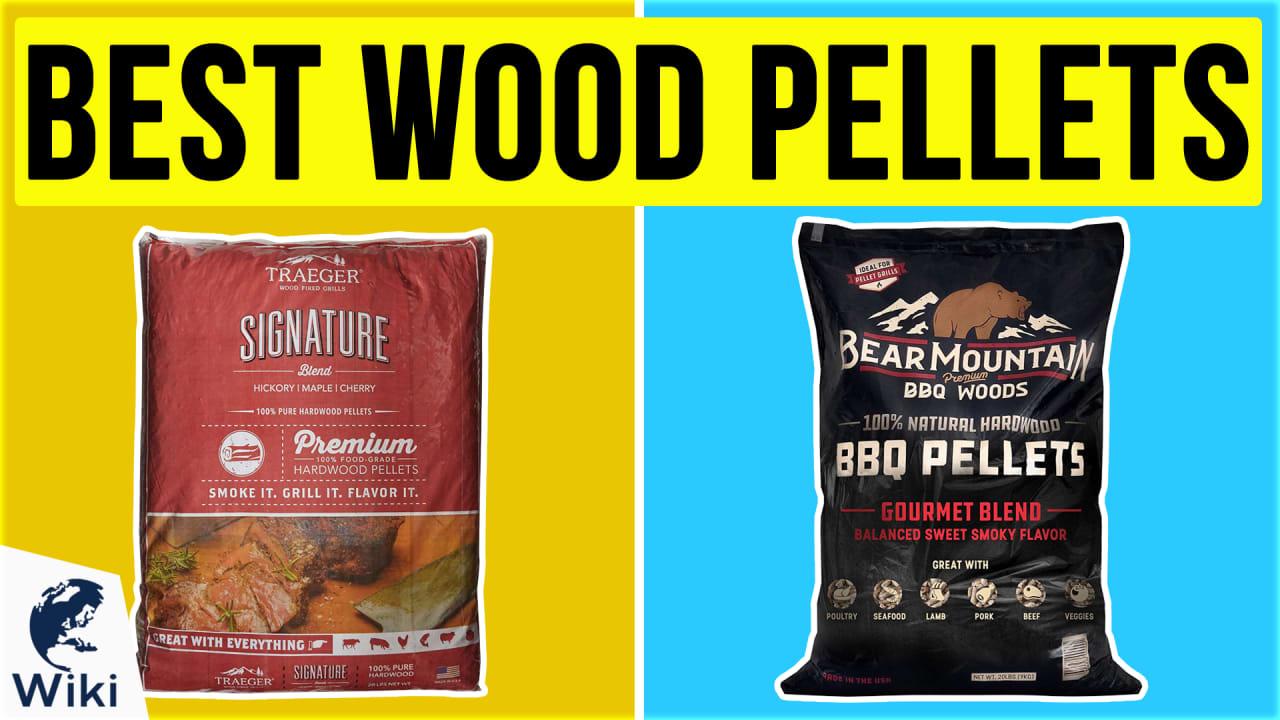 10 Best Wood Pellets