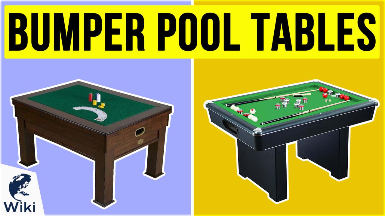 8 Best Bumper Pool Tables