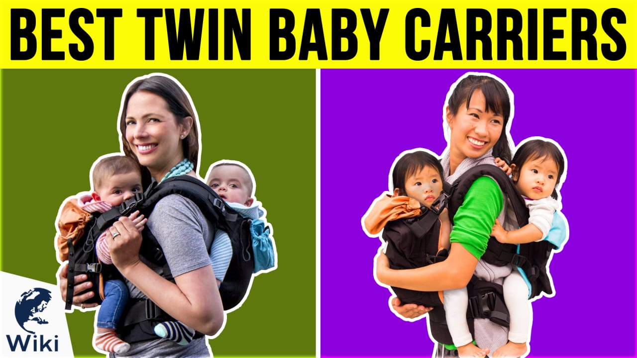 6 Best Twin Baby Carriers