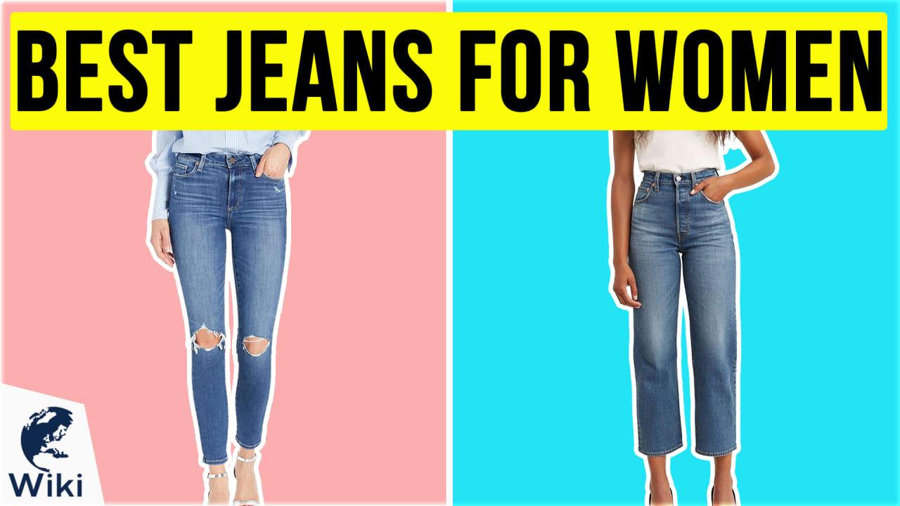 10 Best Jeans For Women