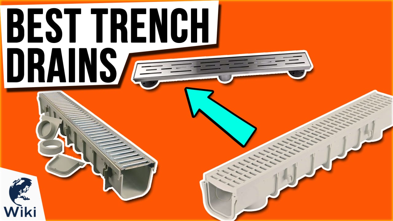 10 Best Trench Drains