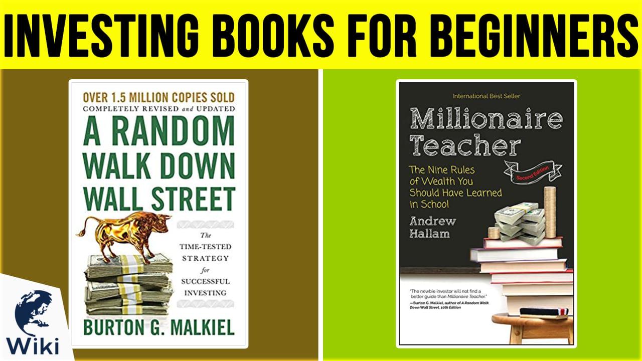 10 Best Investing Books For Beginners