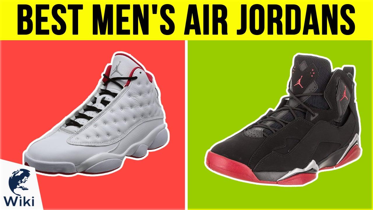 10 Best Men's Air Jordans