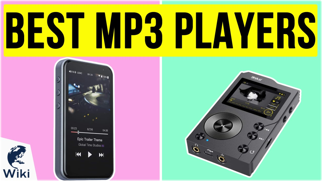 10 Best MP3 Players