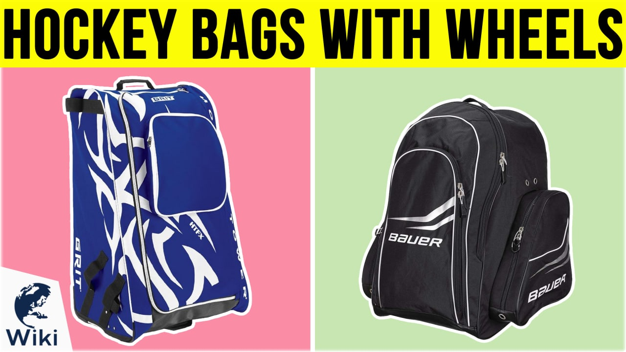 8 Best Hockey Bags With Wheels