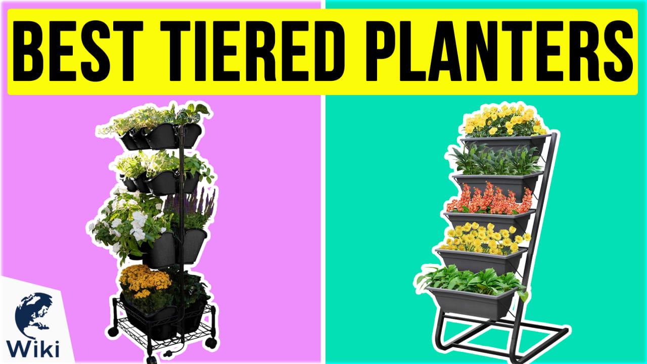 10 Best Tiered Planters