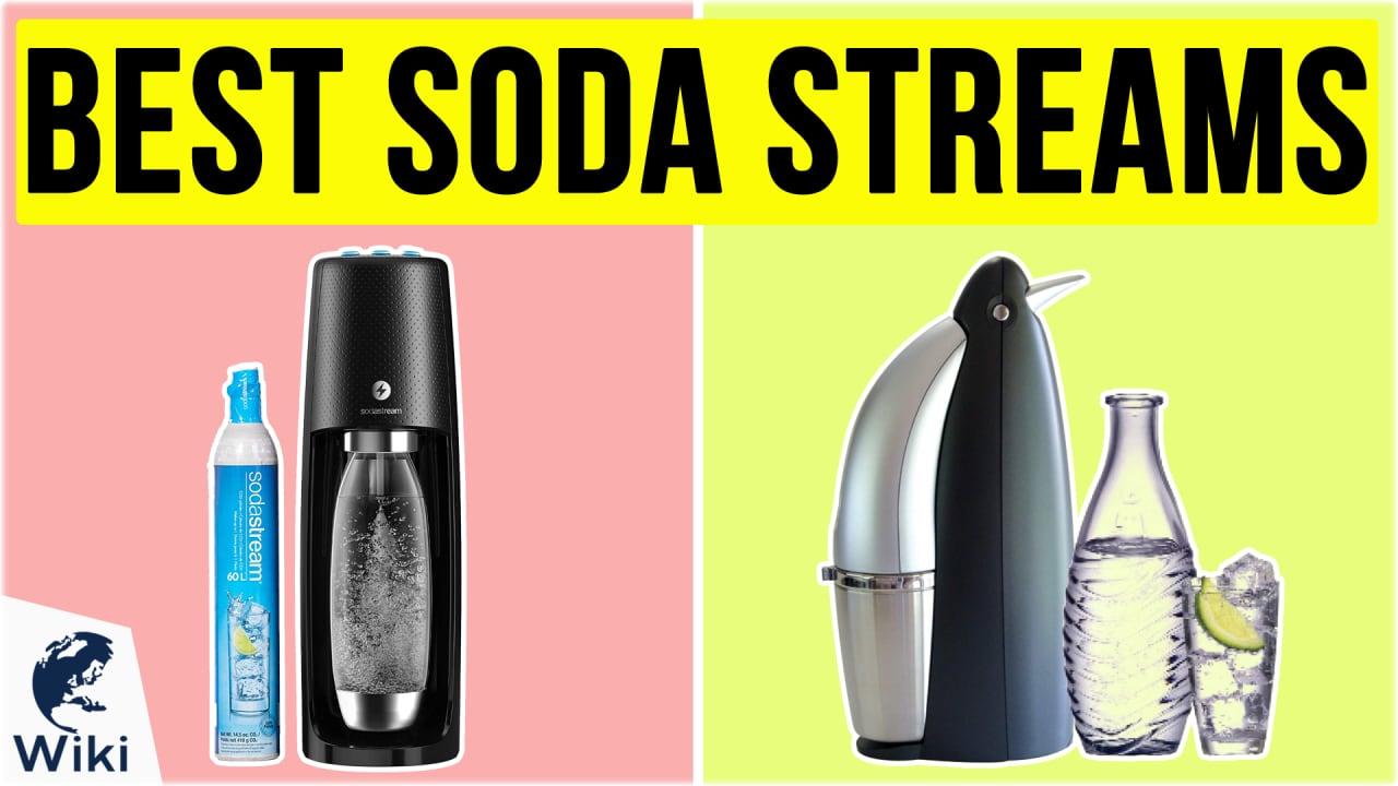 7 Best Soda Streams