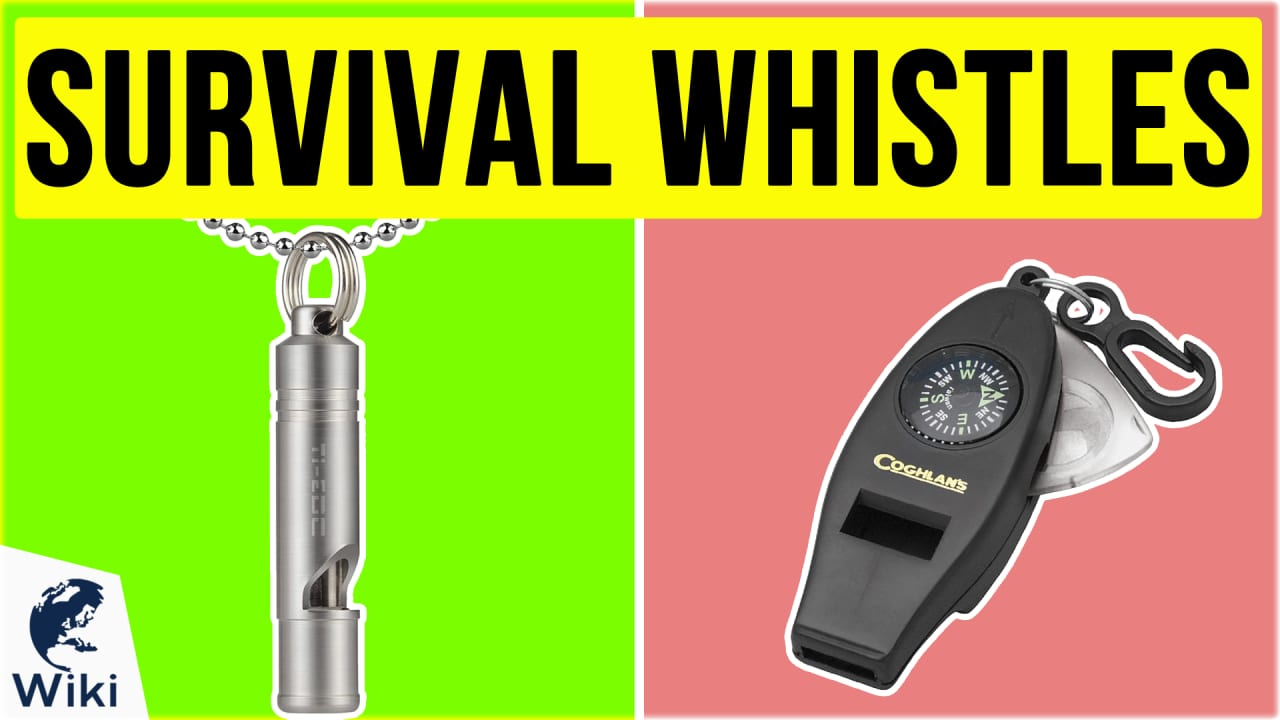 10 Best Survival Whistles