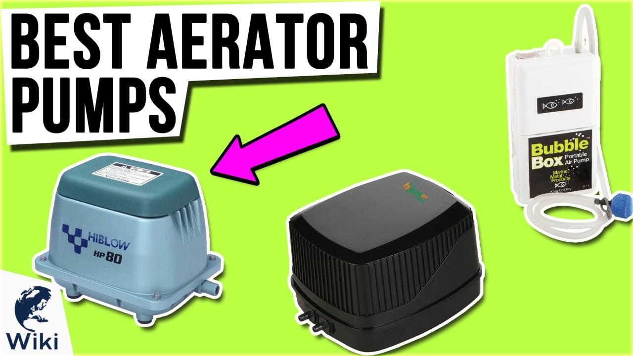 10 Best Aerator Pumps