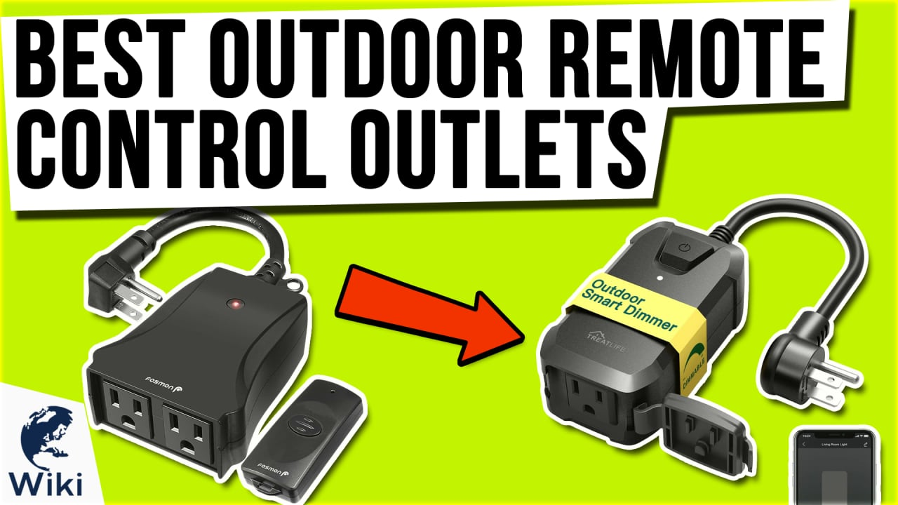 10 Best Outdoor Remote Control Outlets