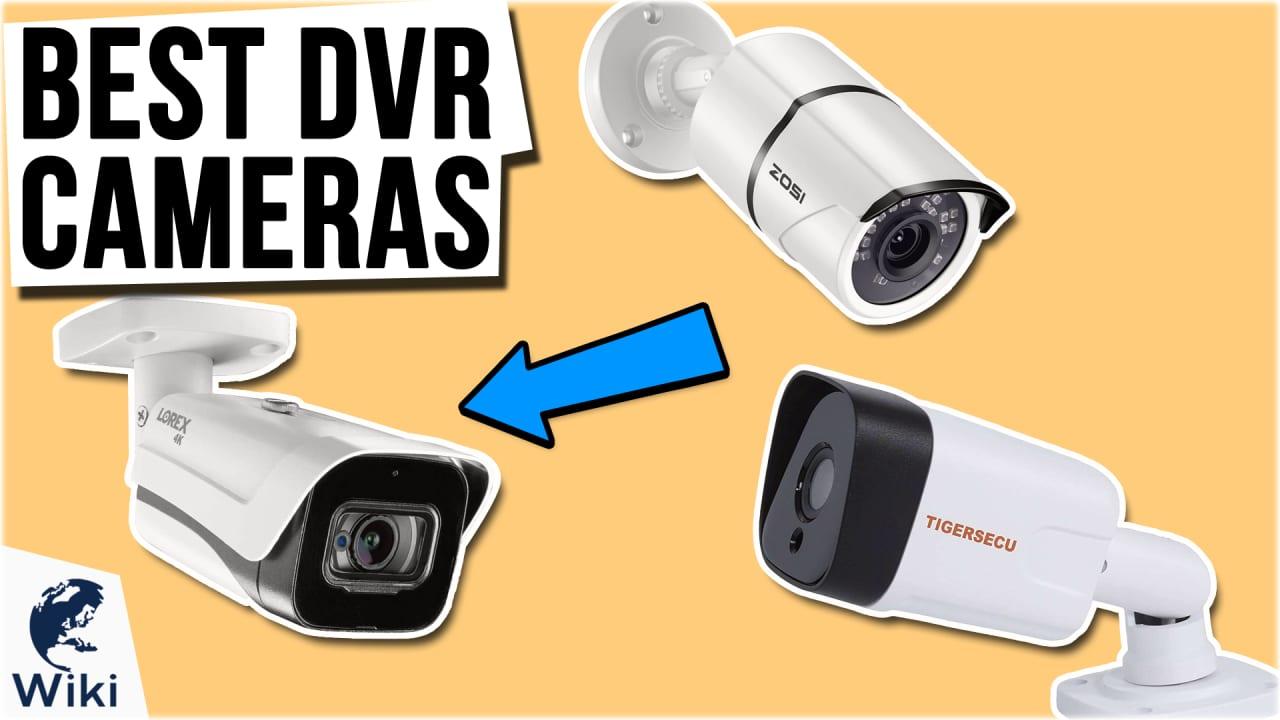 10 Best DVR Cameras