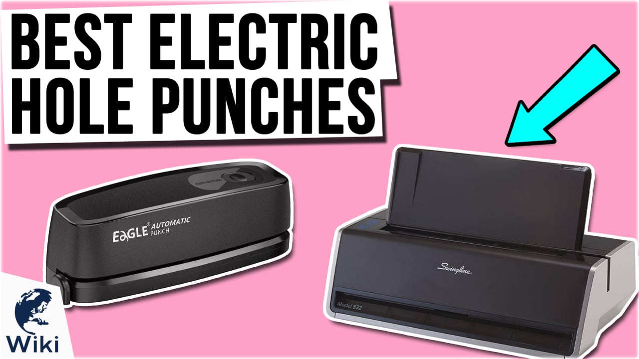 9 Best Electric Hole Punches