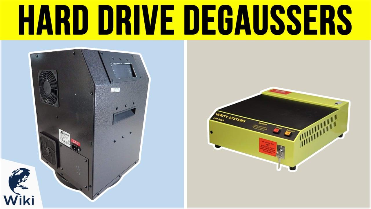 7 Best Hard Drive Degaussers
