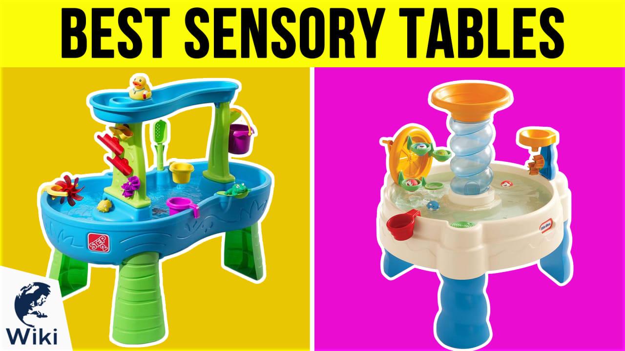 10 Best Sensory Tables