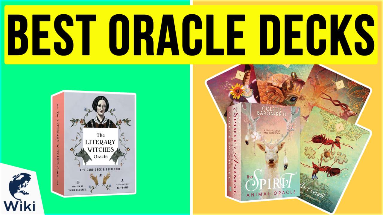 10 Best Oracle Decks