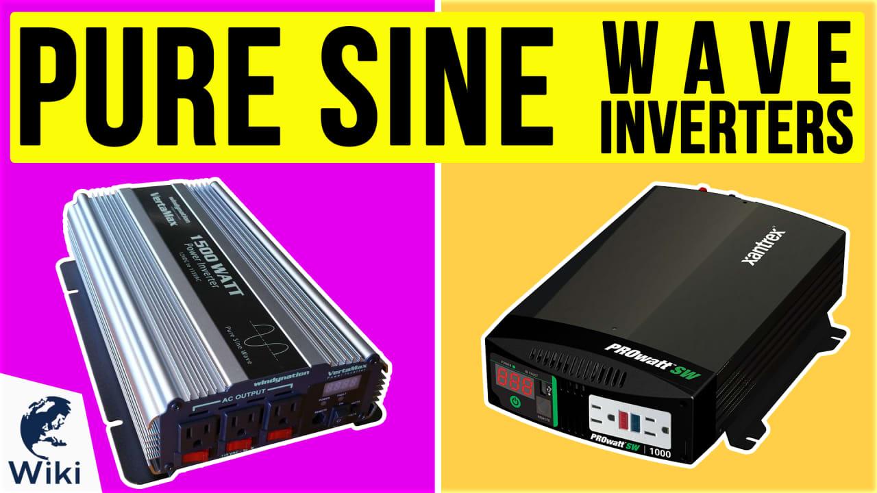8 Best Pure Sine Wave Inverters