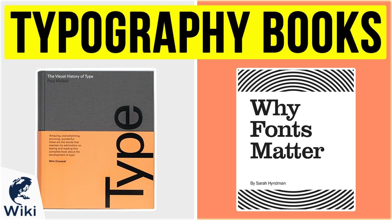 10 Best Typography Books