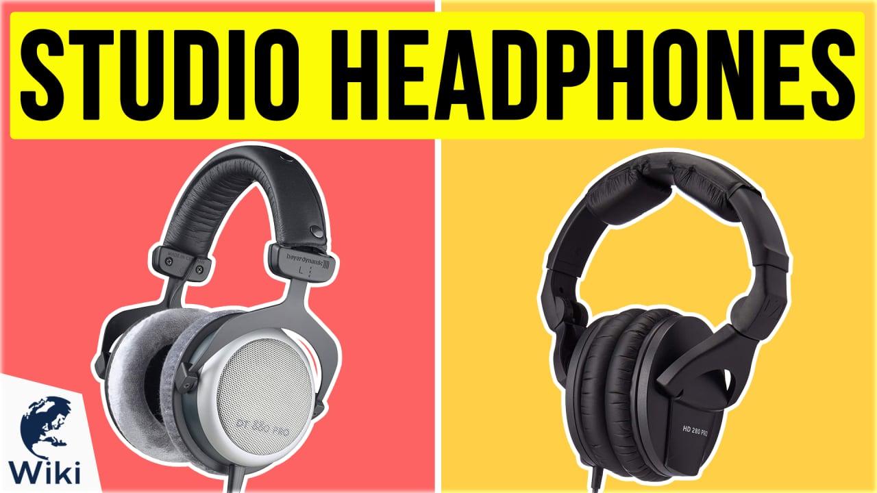 10 Best Studio Headphones