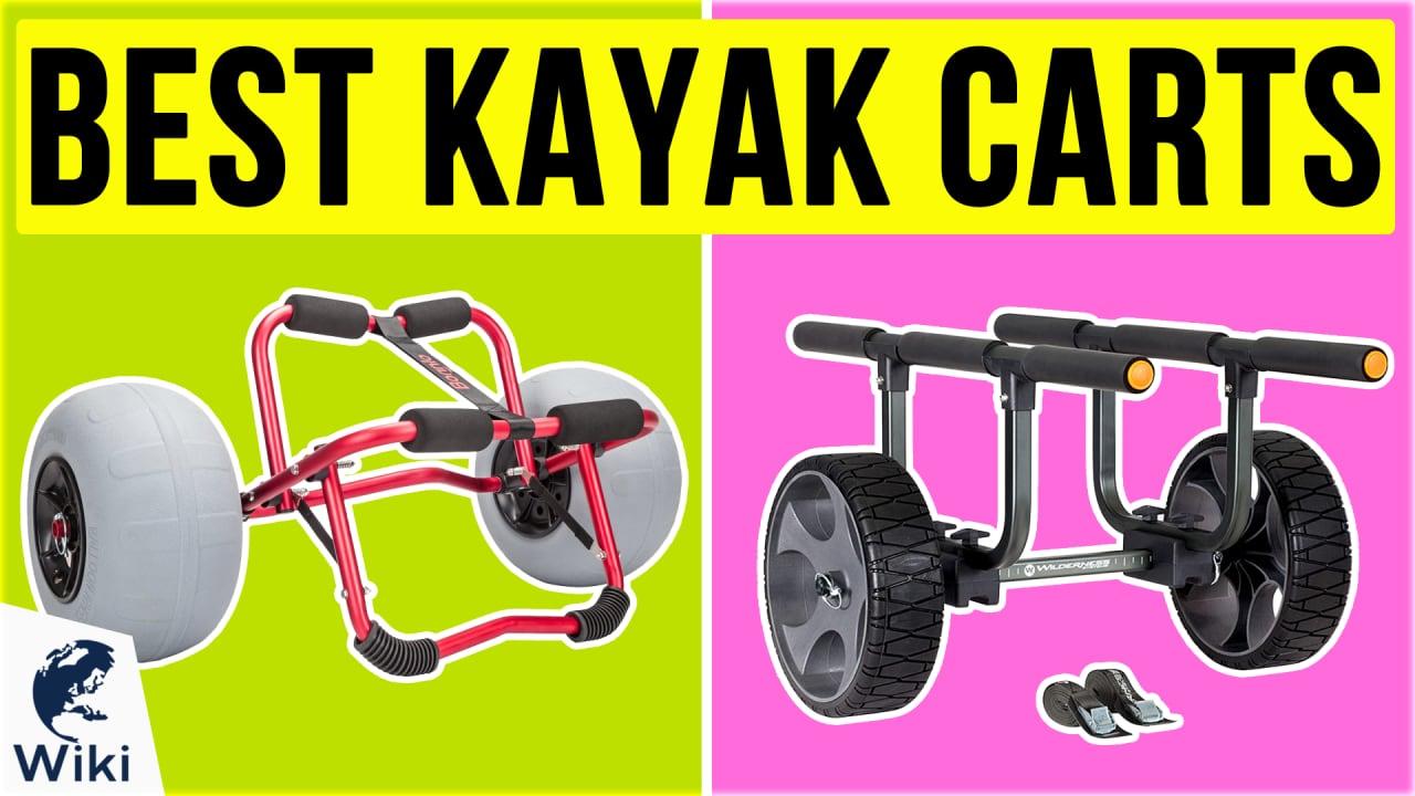 10 Best Kayak Carts