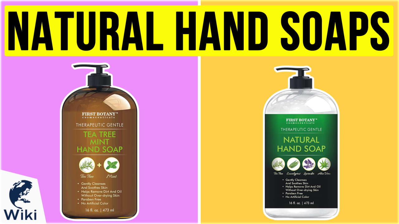 10 Best Natural Hand Soaps