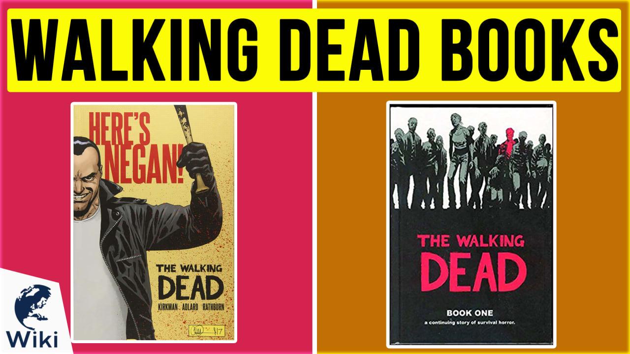 10 Best Walking Dead Books