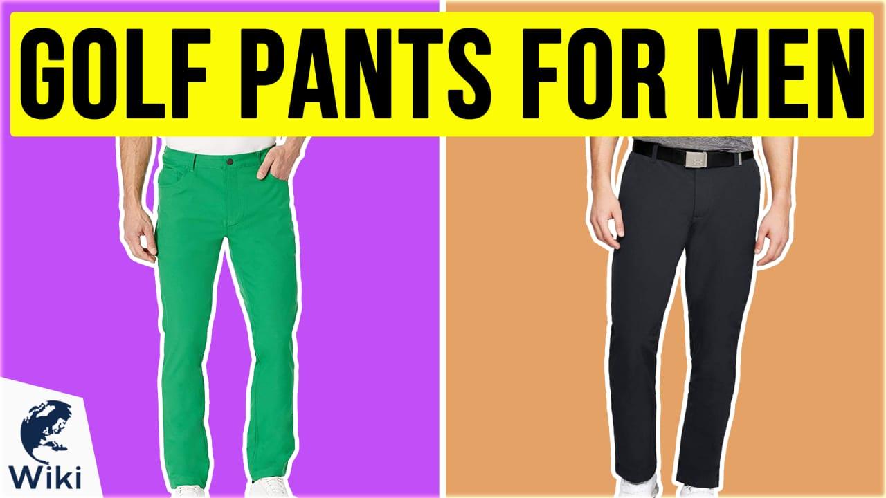 10 Best Golf Pants For Men