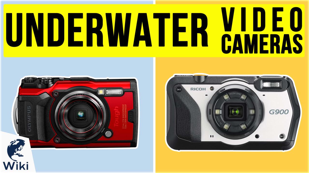10 Best Underwater Video Cameras