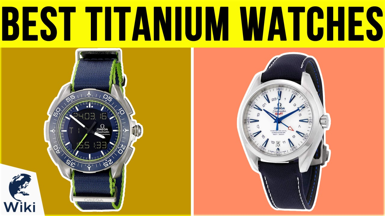 10 Best Titanium Watches