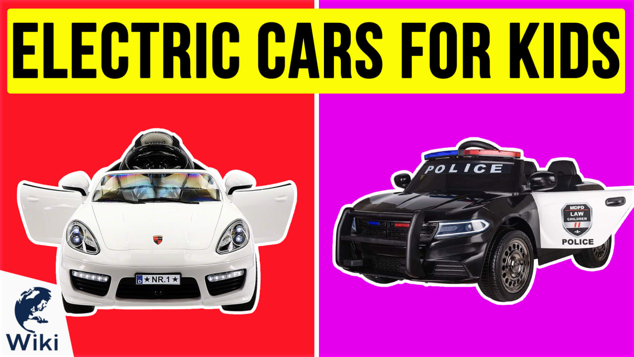 10 Best Electric Cars For Kids