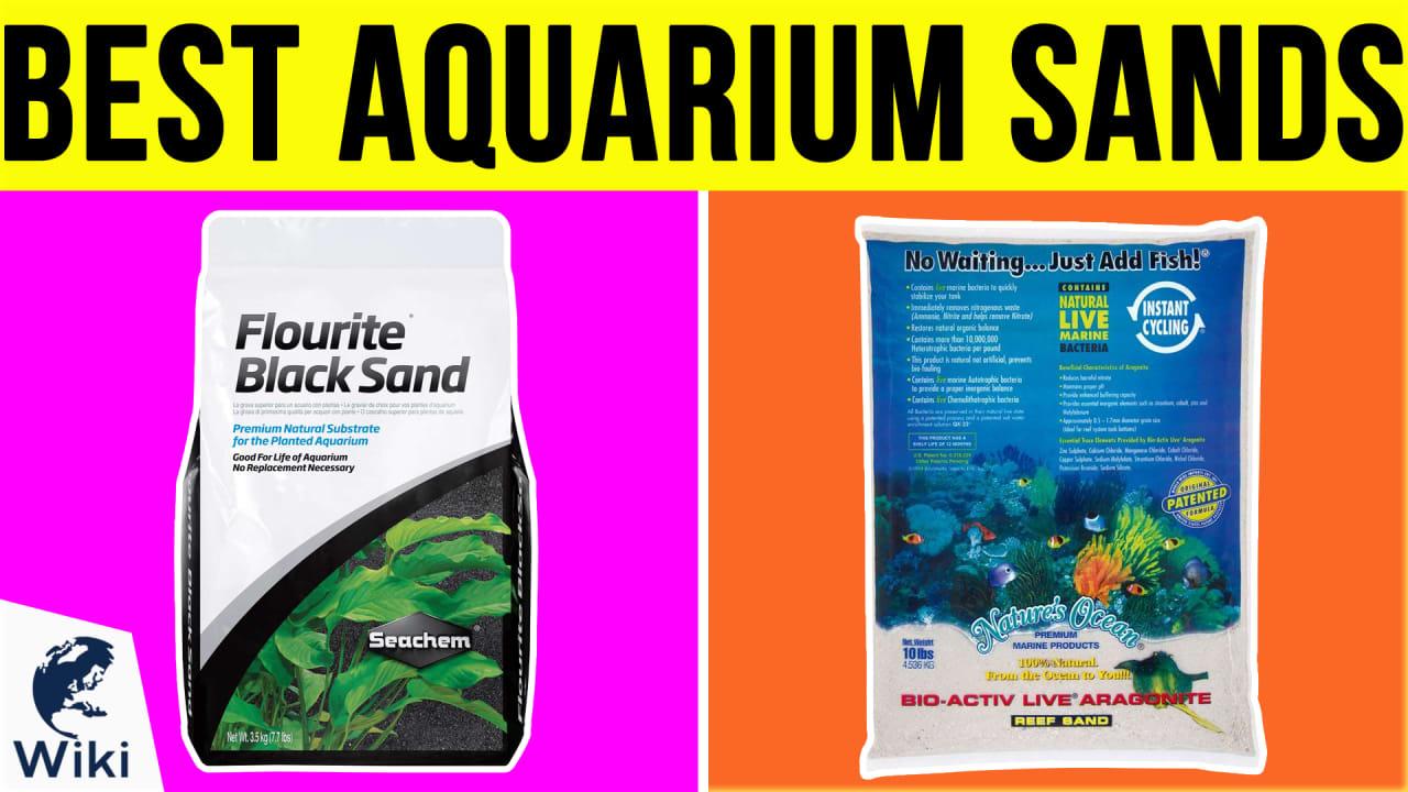 8 Best Aquarium Sands