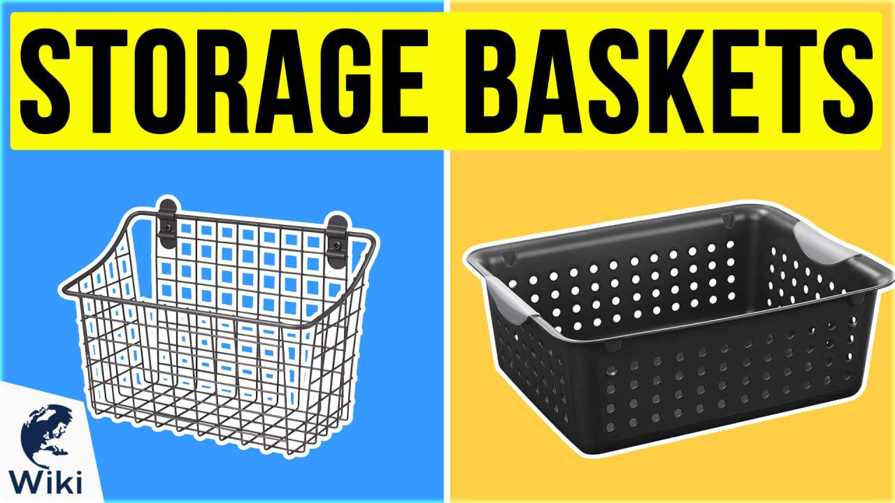10 Best Storage Baskets