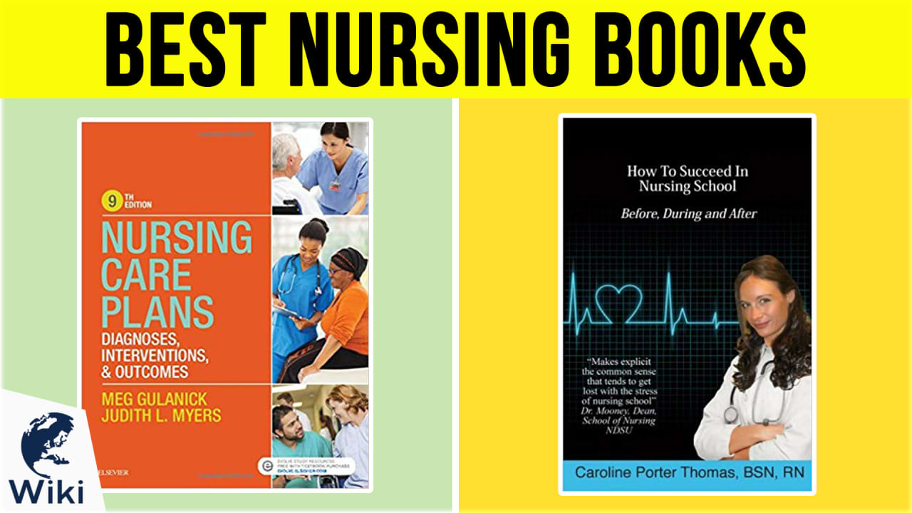 10 Best Nursing Books