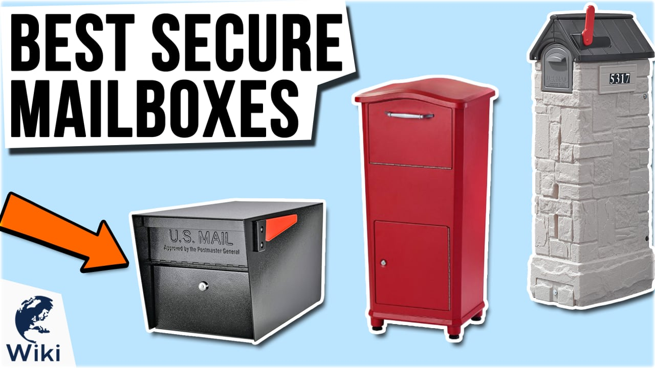 10 Best Secure Mailboxes