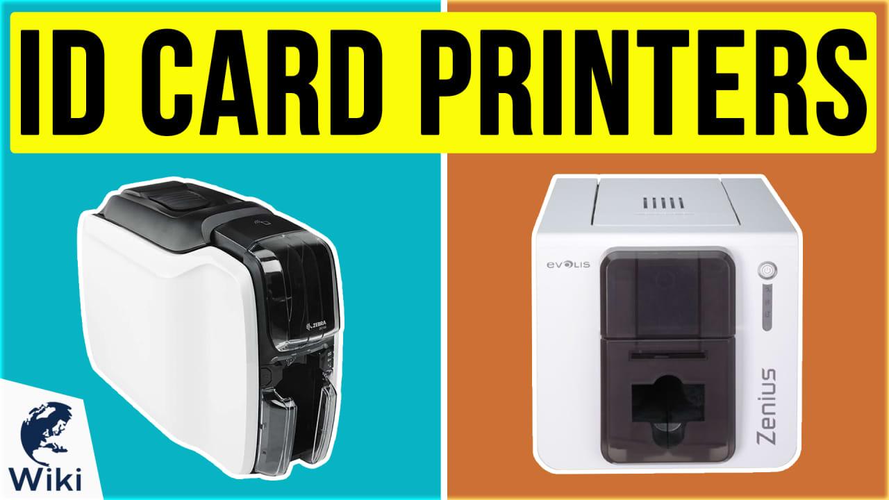 9 Best ID Card Printers
