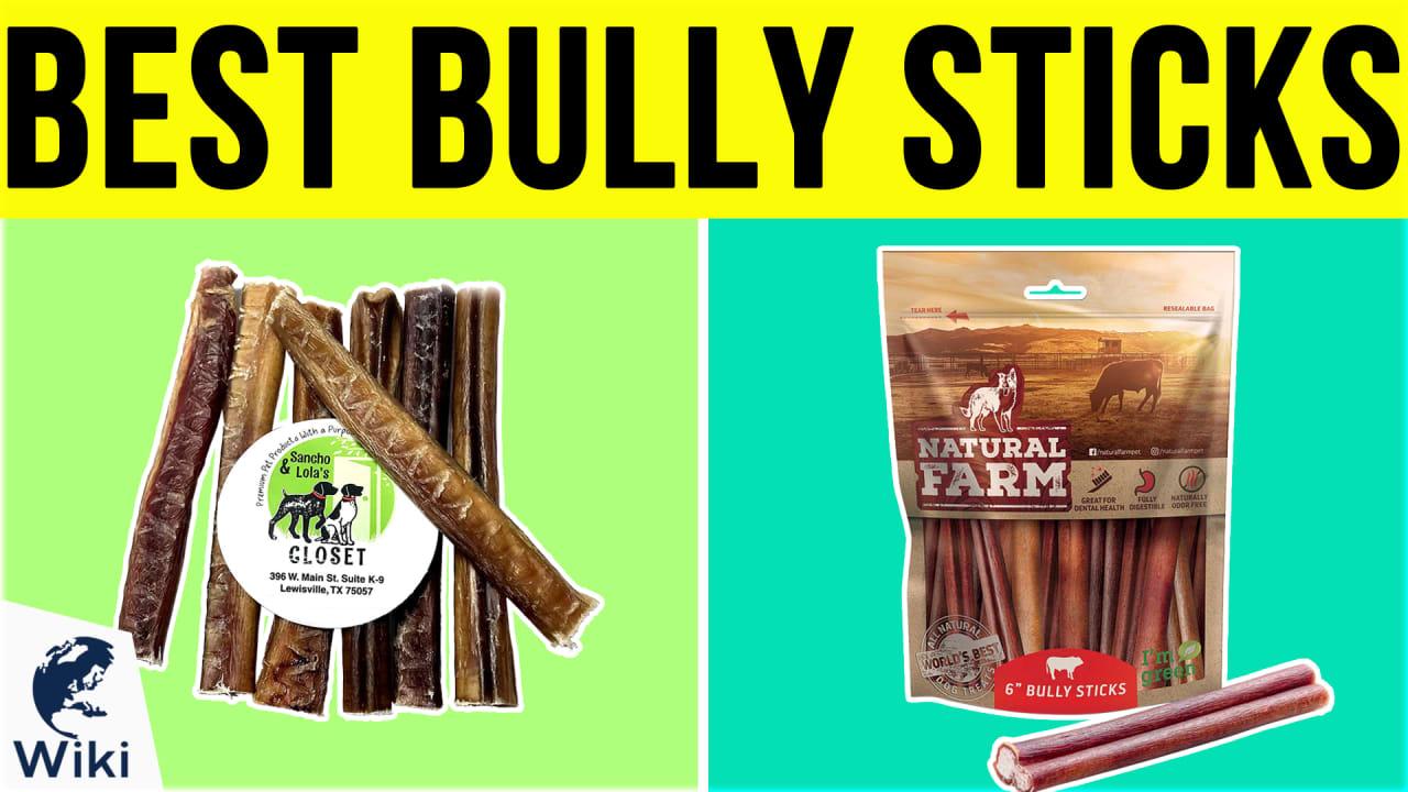 10 Best Bully Sticks