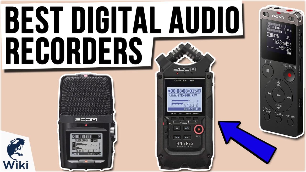 10 Best Digital Audio Recorders