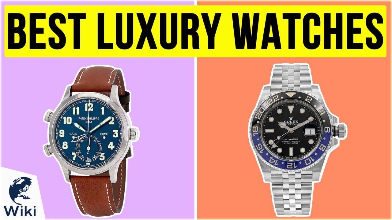 10 Best Luxury Watches