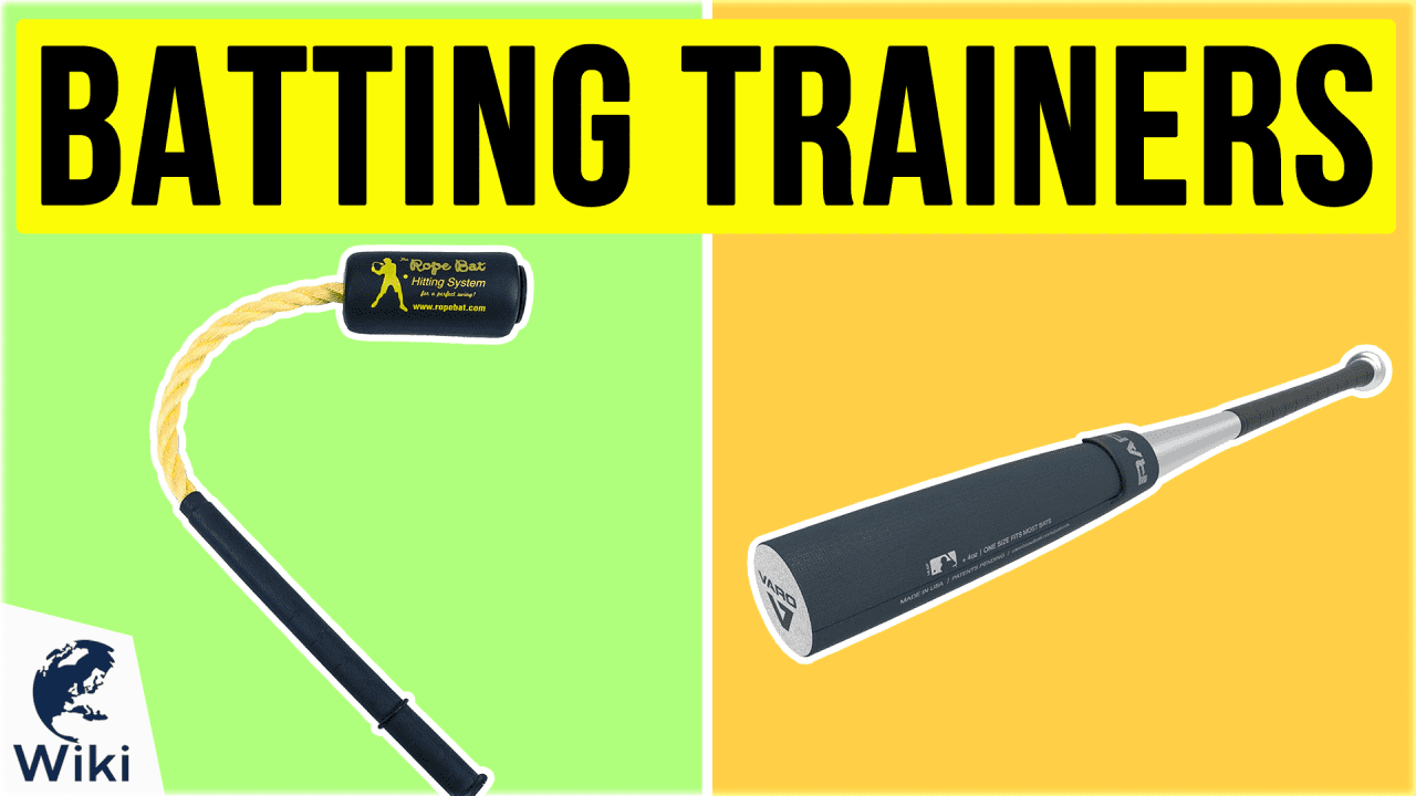 10 Best Batting Trainers