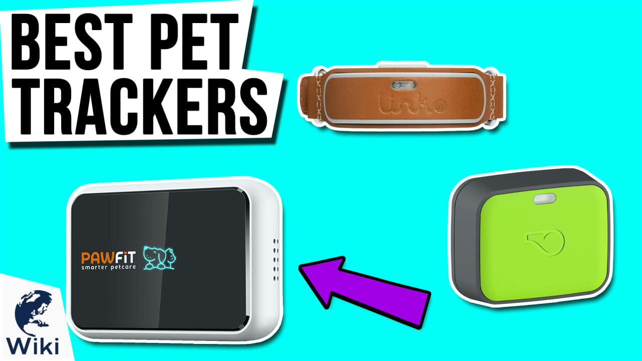 10 Best Pet Trackers