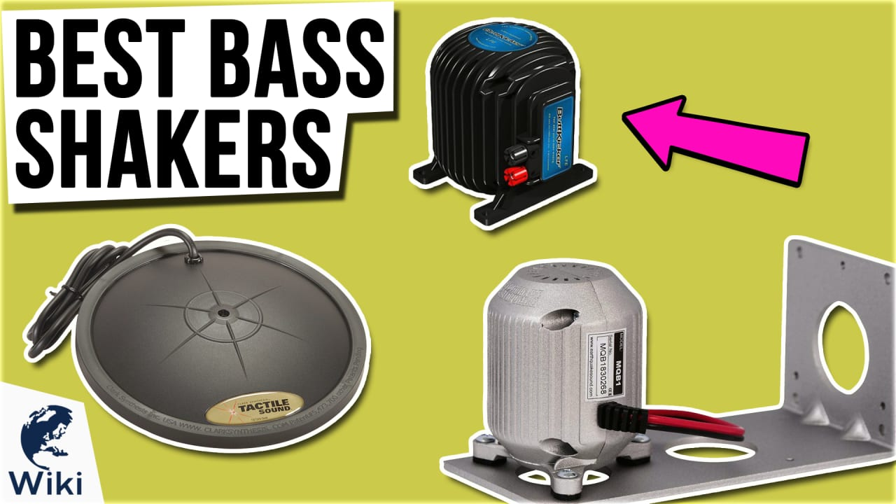 10 Best Bass Shakers