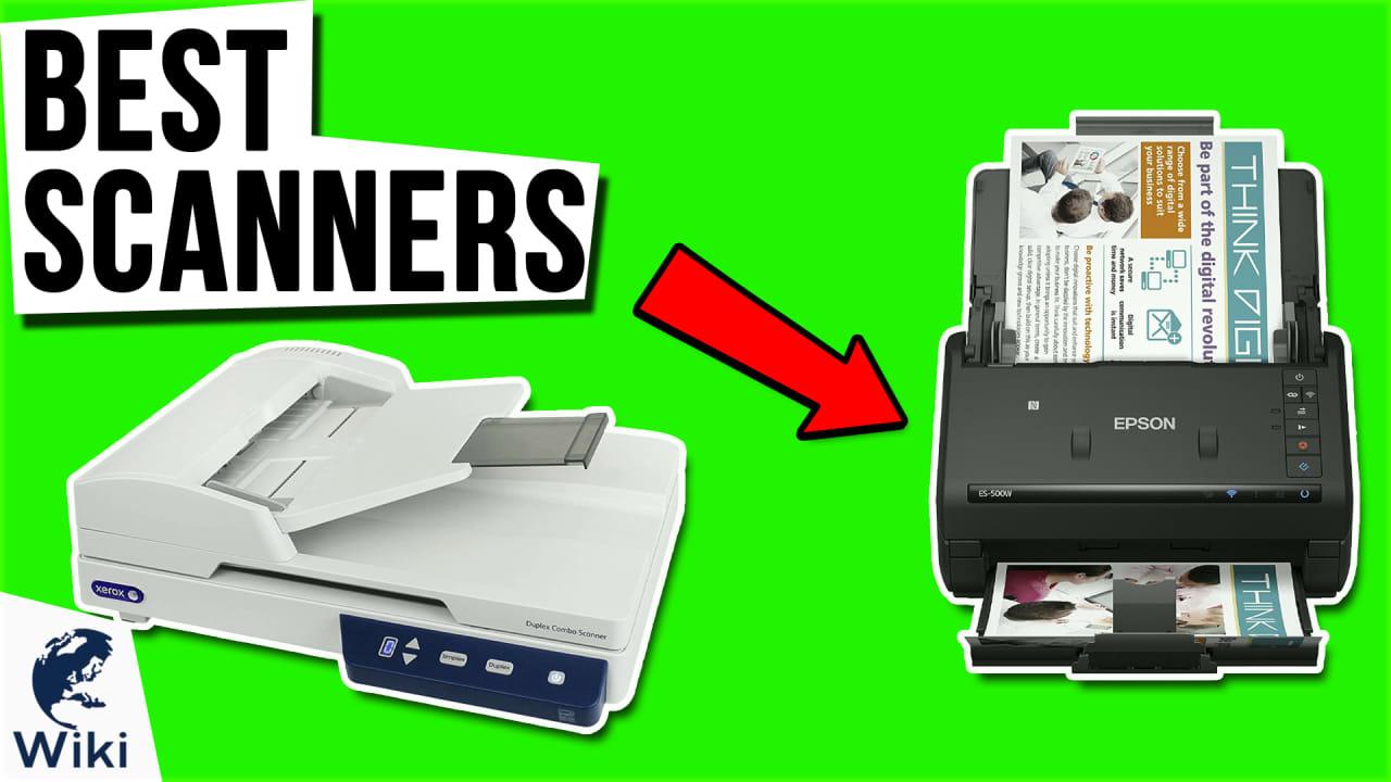 10 Best Scanners