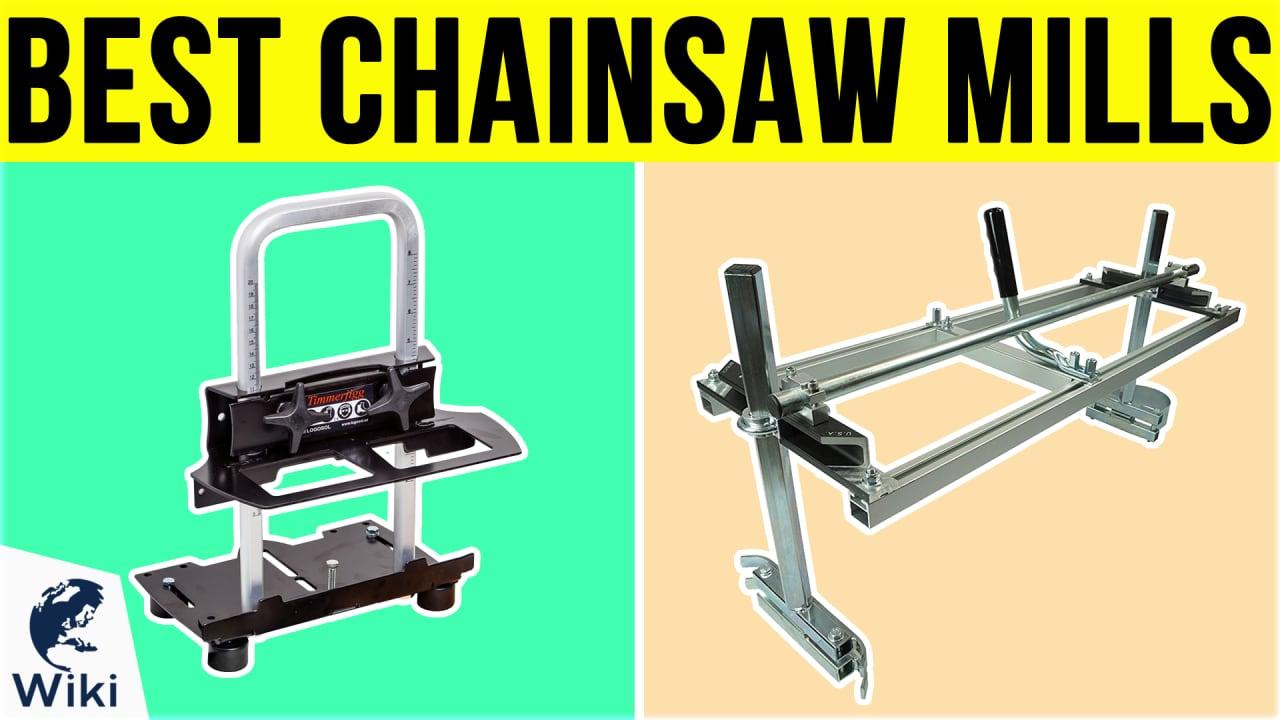 6 Best Chainsaw Mills