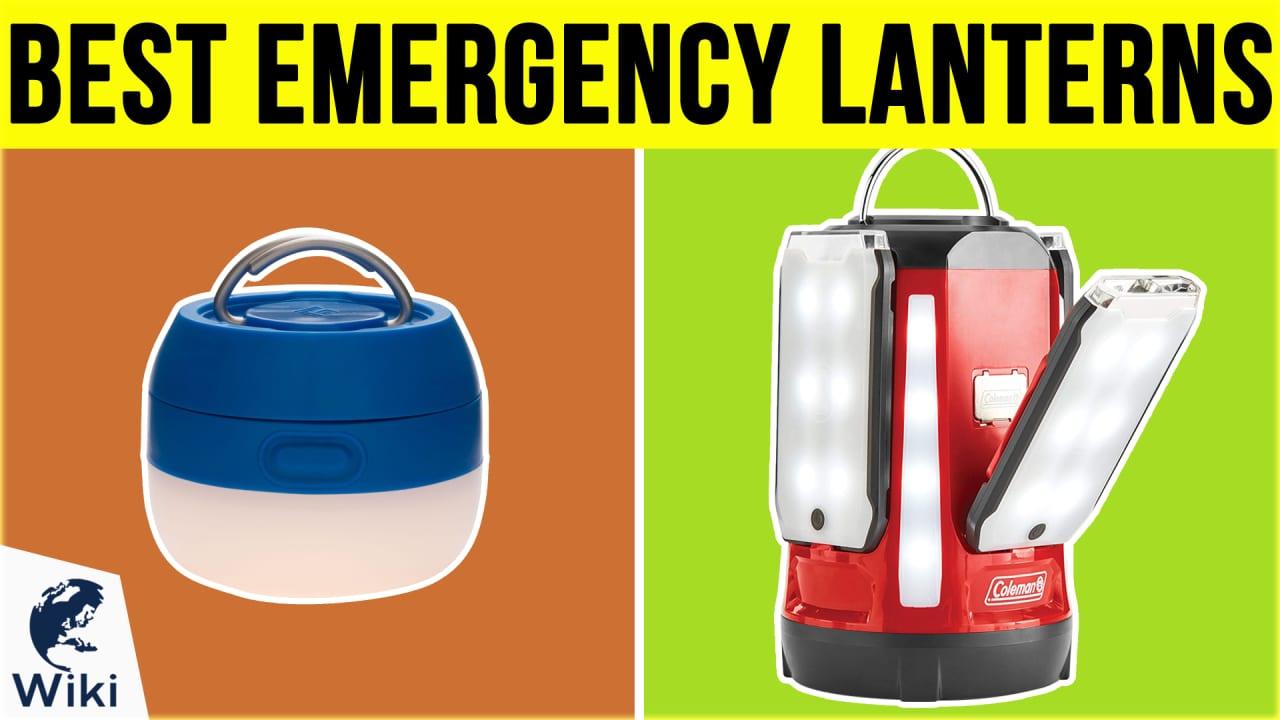 10 Best Emergency Lanterns