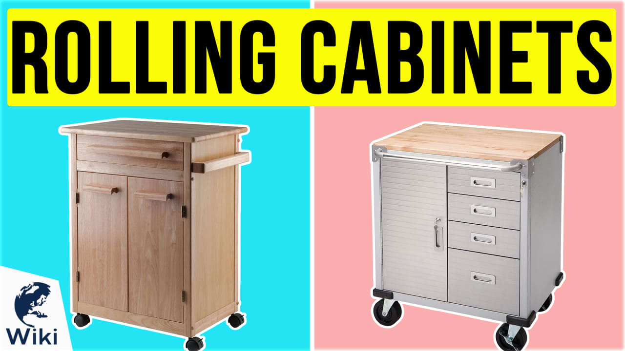 10 Best Rolling Cabinets