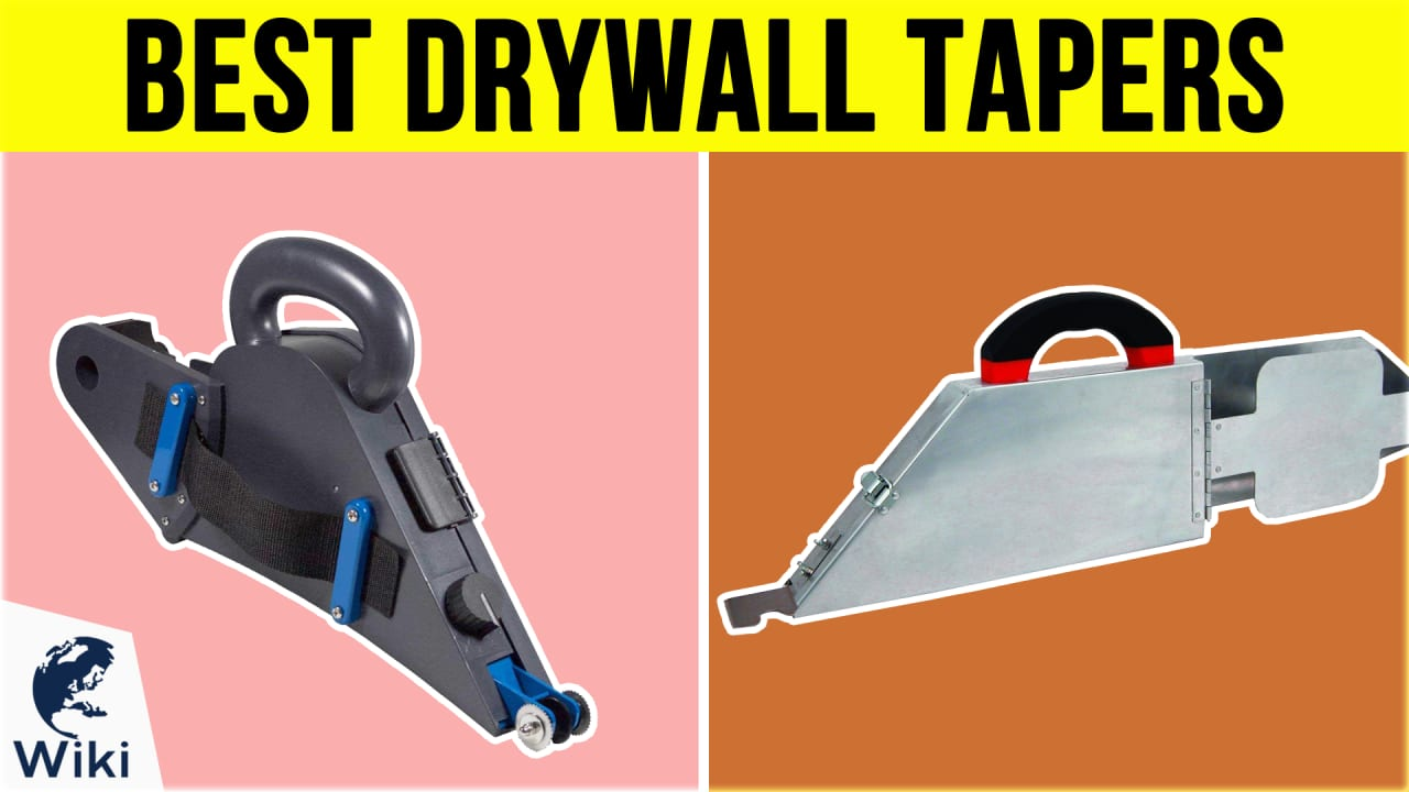 7 Best Drywall Tapers