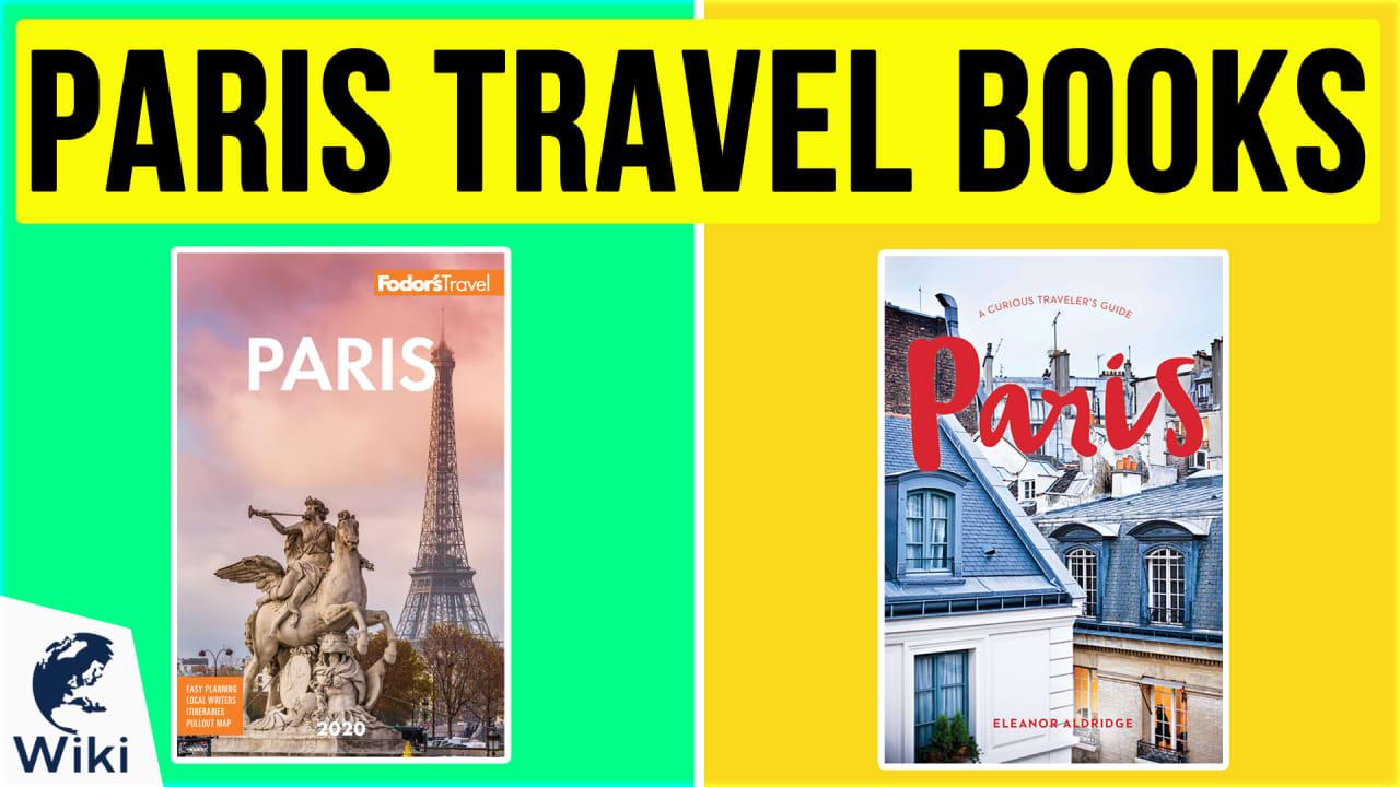 10 Best Paris Travel Books
